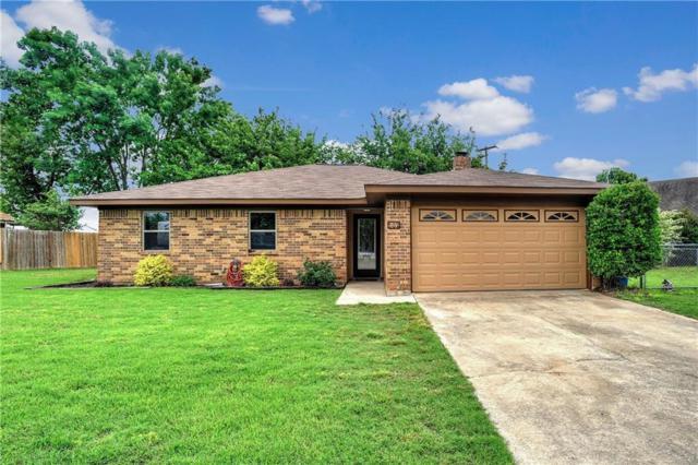 107 Brookshear Drive, Whitesboro, TX 76273 (MLS #14090744) :: NewHomePrograms.com LLC