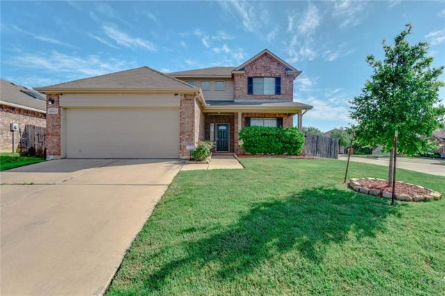 8053 Valley Crest Drive, Fort Worth, TX 76120 (MLS #14090786) :: The Chad Smith Team