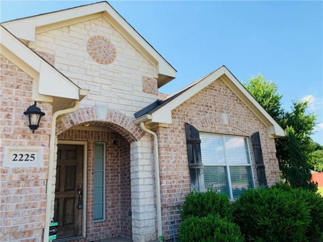 2225 Castle Creek Drive, Little Elm, TX 75068 (MLS #14090798) :: The Hornburg Real Estate Group