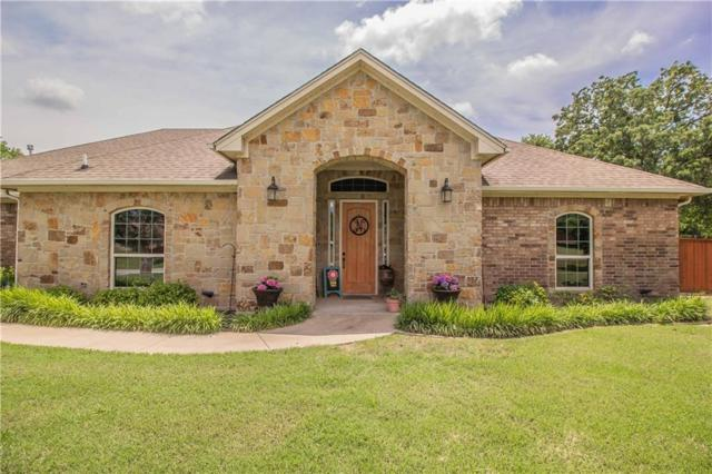 216 Overton  Ridge Circle, Weatherford, TX 76088 (MLS #14090944) :: The Heyl Group at Keller Williams