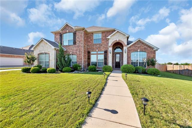1516 Desert Hills Drive, Fort Worth, TX 76052 (MLS #14090946) :: Real Estate By Design