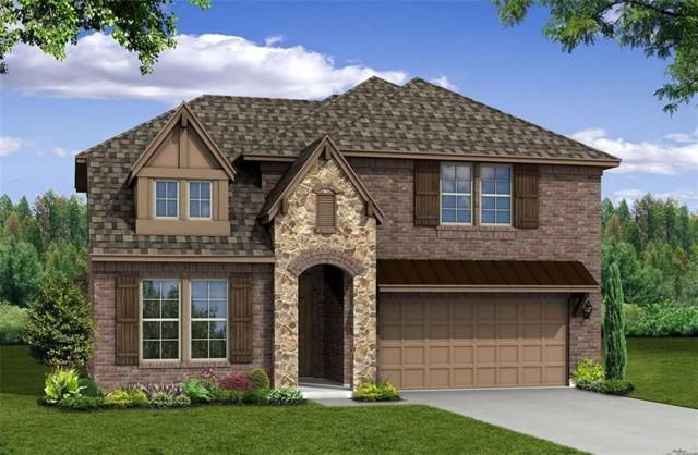 231 Fox Crossing Lane, Prosper, TX 75078 (MLS #14090967) :: Real Estate By Design
