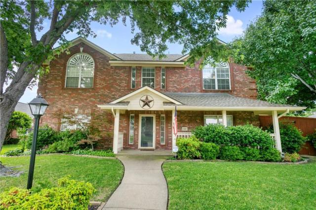 1321 Woodmoor Drive, Allen, TX 75013 (MLS #14091033) :: The Good Home Team