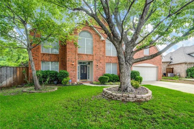 1108 Rosewood Drive, Grapevine, TX 76051 (MLS #14091088) :: The Tierny Jordan Network