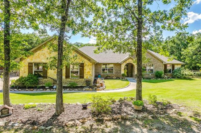 134 Macanudo Lane, Weatherford, TX 76085 (MLS #14091135) :: The Real Estate Station