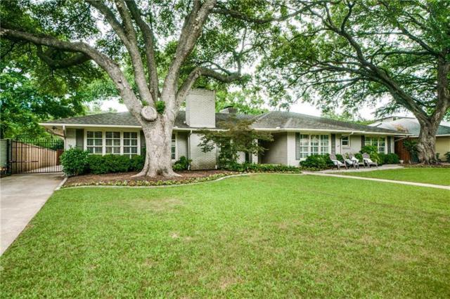6241 Boca Raton Drive, Dallas, TX 75230 (MLS #14091138) :: Robbins Real Estate Group