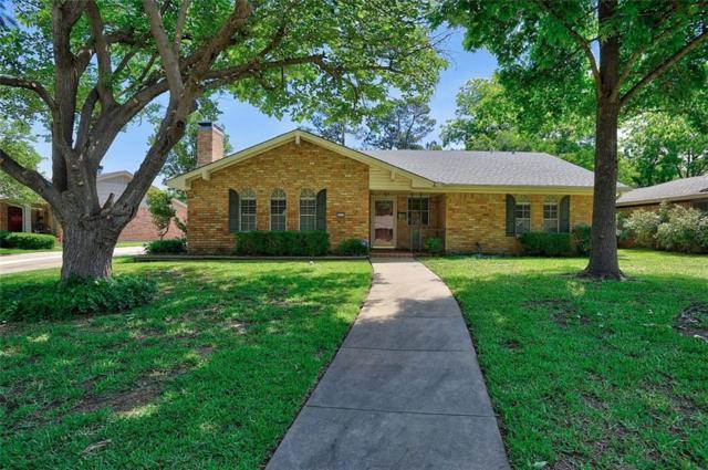 2317 Monett Drive, Sherman, TX 75092 (MLS #14091151) :: The Hornburg Real Estate Group