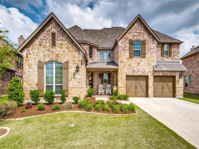 12615 Burnt Prairie Lane, Frisco, TX 75035 (MLS #14091160) :: Magnolia Realty
