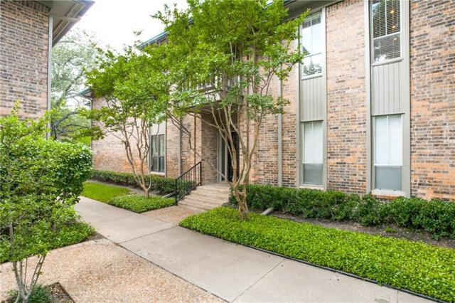 10716 Park Village Place D, Dallas, TX 75230 (MLS #14091171) :: Kimberly Davis & Associates