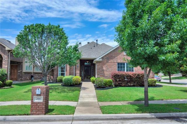 200 Bayberry Drive, Mansfield, TX 76063 (MLS #14091215) :: All Cities Realty