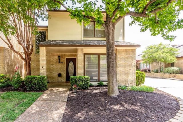 5833 Preston Valley Drive, Dallas, TX 75240 (MLS #14091236) :: Century 21 Judge Fite Company