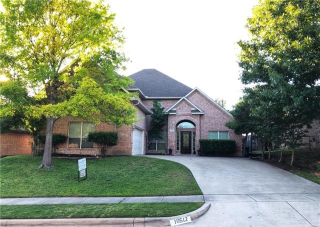 10512 Stonehill Drive, Benbrook, TX 76126 (MLS #14091318) :: Potts Realty Group