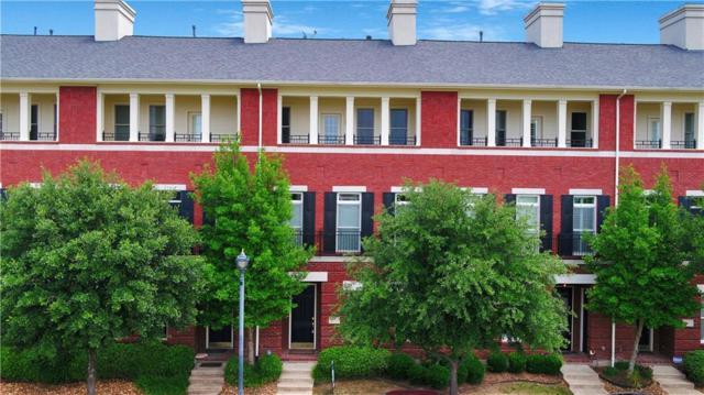 8234 Library Street, Frisco, TX 75034 (MLS #14091341) :: Team Hodnett
