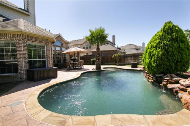 4911 Copper Cove Circle, Mansfield, TX 76063 (MLS #14091350) :: The Tierny Jordan Network