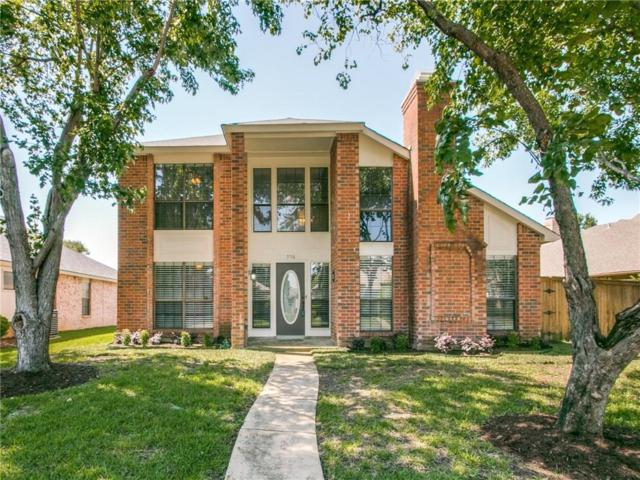 996 Mauve Drive, Lewisville, TX 75067 (MLS #14091381) :: Roberts Real Estate Group