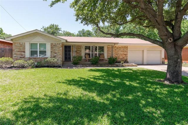 841 Lee Drive, Bedford, TX 76022 (MLS #14091431) :: The Paula Jones Team | RE/MAX of Abilene