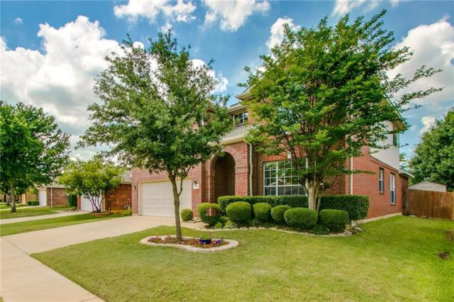 3009 Blake Street, Corinth, TX 76210 (MLS #14091435) :: Real Estate By Design