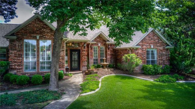 216 Evergreen Trail, Weatherford, TX 76087 (MLS #14091449) :: Team Hodnett