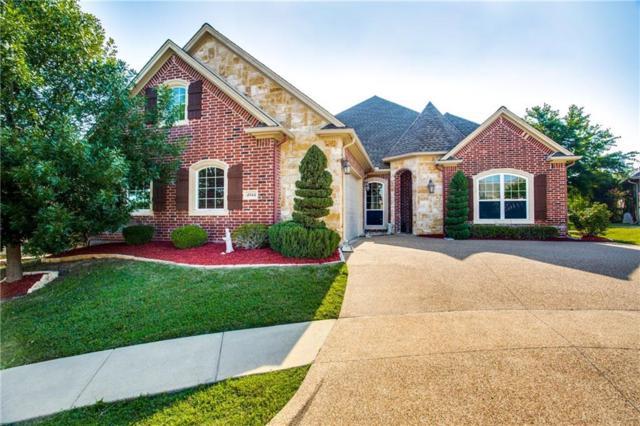 4944 Ridge Circle, Benbrook, TX 76126 (MLS #14091468) :: Potts Realty Group