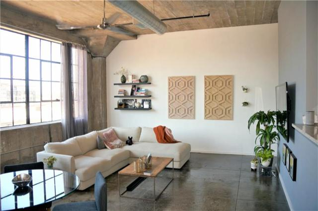 120 S St. Louis Avenue #310, Fort Worth, TX 76104 (MLS #14091490) :: The Mitchell Group