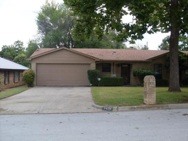 1429 Mims Street, Fort Worth, TX 76112 (MLS #14091492) :: The Hornburg Real Estate Group