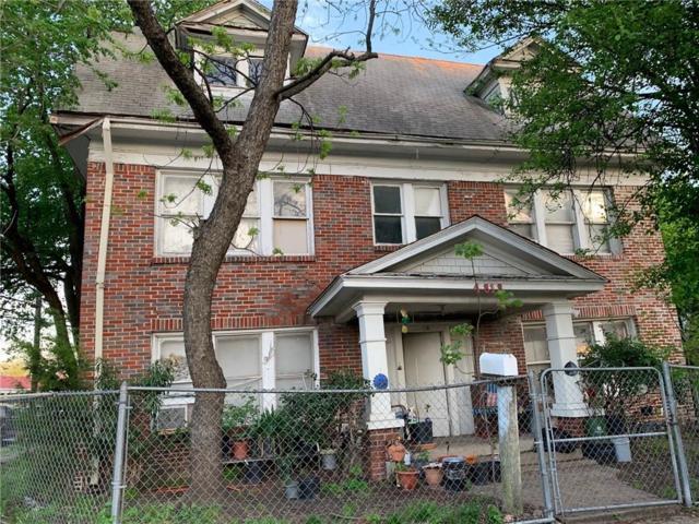 4818 Virginia Avenue, Dallas, TX 75204 (MLS #14091536) :: Post Oak Realty