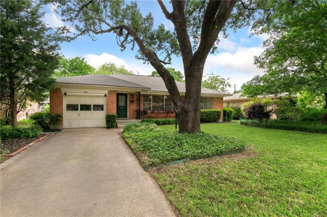 602 Newberry Drive, Richardson, TX 75080 (MLS #14091550) :: The Real Estate Station