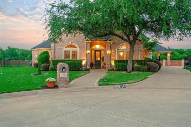10 Glen Abbey Court, Mansfield, TX 76063 (MLS #14091641) :: The Mitchell Group