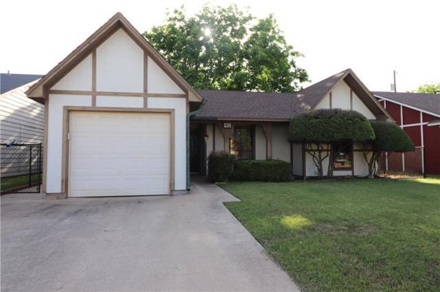 43 Shady Brook Circle, Abilene, TX 79605 (MLS #14091653) :: Real Estate By Design