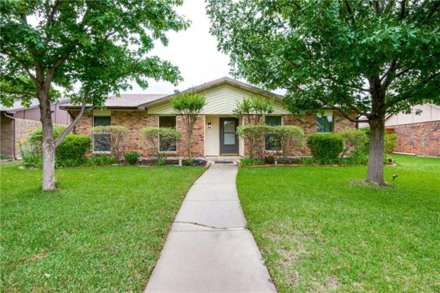 5513 Sagers Boulevard, The Colony, TX 75056 (MLS #14091665) :: Kimberly Davis & Associates