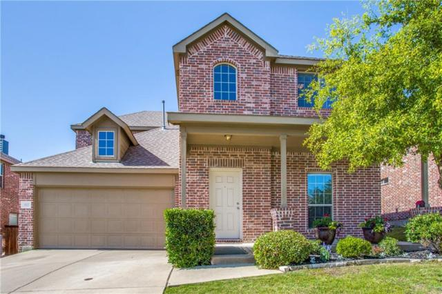502 Winchester Drive, Celina, TX 75009 (MLS #14091669) :: Kimberly Davis & Associates