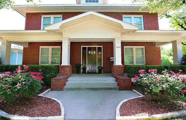 202 N Clinton Avenue, Dallas, TX 75208 (MLS #14091707) :: The Real Estate Station