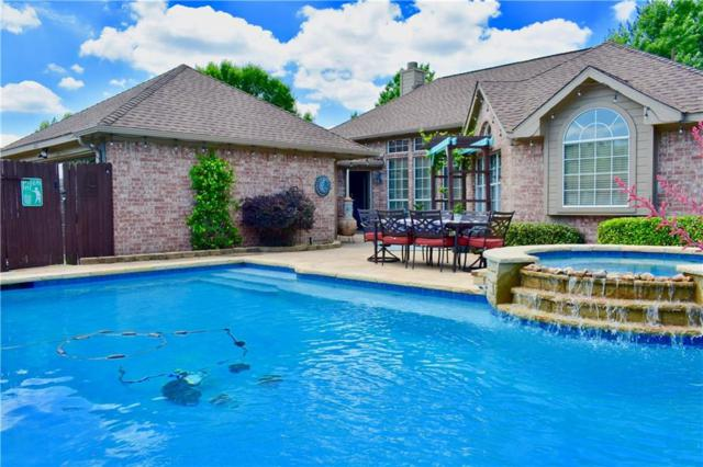 6114 Faringdon Lane, Rowlett, TX 75089 (MLS #14091714) :: Vibrant Real Estate