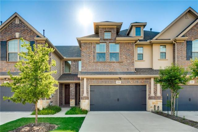 2204 Wabash Way, Plano, TX 75074 (MLS #14091716) :: RE/MAX Landmark
