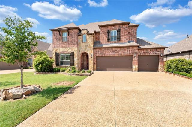 730 Berkshire Drive, Prosper, TX 75078 (MLS #14091792) :: Camacho Homes