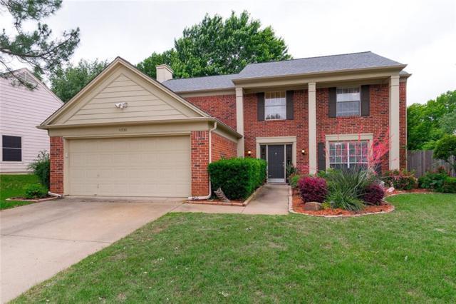 4336 Woodglen Drive, Grapevine, TX 76051 (MLS #14091846) :: Team Tiller