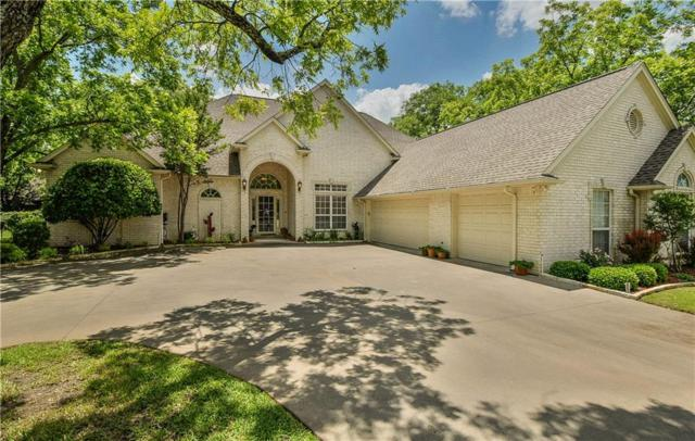9208 Hanging Moss Drive, Granbury, TX 76049 (MLS #14091847) :: The Real Estate Station