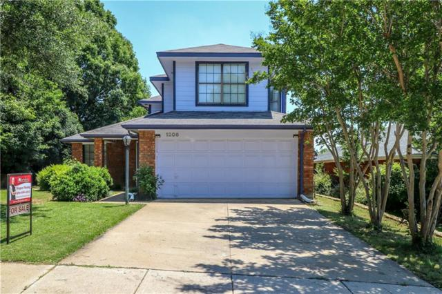 1206 Hillwood Way, Grapevine, TX 76051 (MLS #14091851) :: The Star Team | JP & Associates Realtors