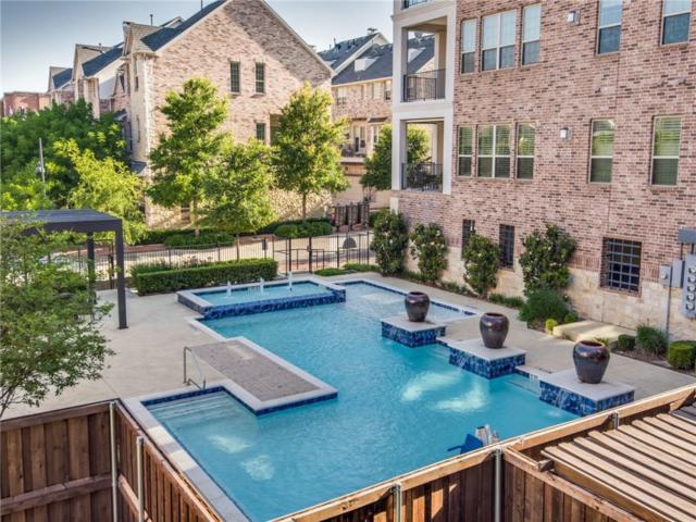 5015 Meridian Lane #1102, Addison, TX 75001 (MLS #14091860) :: Camacho Homes