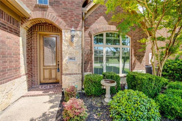 1022 Edgefield Lane, Forney, TX 75126 (MLS #14091883) :: RE/MAX Landmark