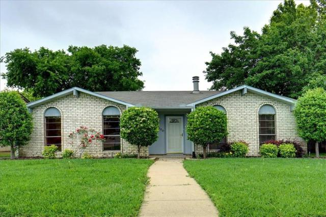 5000 Walker Drive, The Colony, TX 75056 (MLS #14091892) :: The Heyl Group at Keller Williams