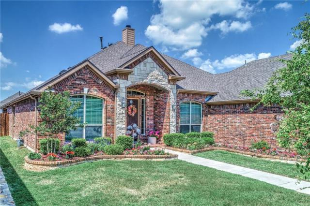 322 Trakehner Trail, Celina, TX 75009 (MLS #14091894) :: Vibrant Real Estate