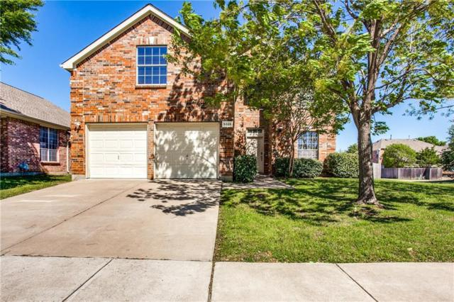 5328 Lake Garden Drive, Grand Prairie, TX 75052 (MLS #14091937) :: The Hornburg Real Estate Group