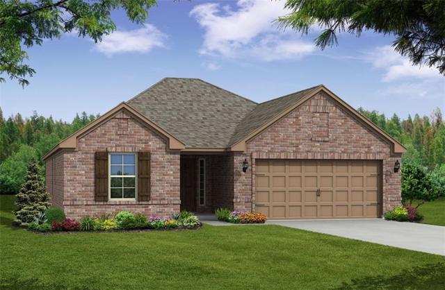 1812 Steppe Trail Drive, Aubrey, TX 76227 (MLS #14091986) :: Real Estate By Design