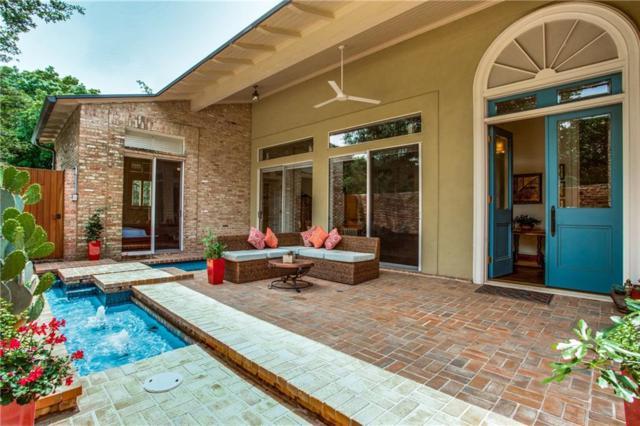 4000 Hanover, University Park, TX 75225 (MLS #14091987) :: Camacho Homes
