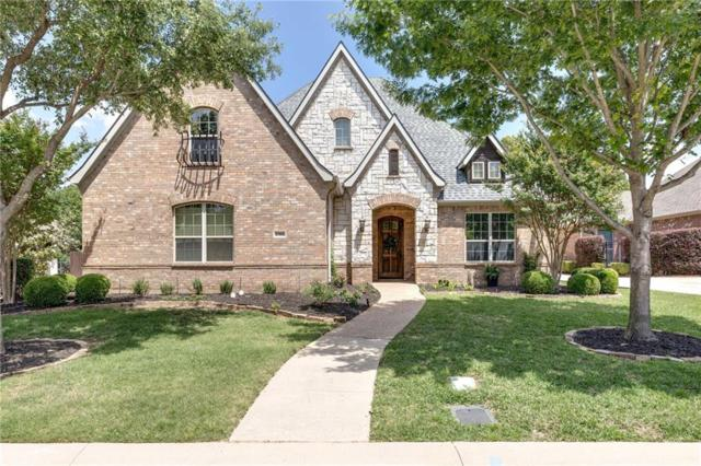 1701 Tuscan Ridge Circle, Southlake, TX 76092 (MLS #14092035) :: Team Hodnett
