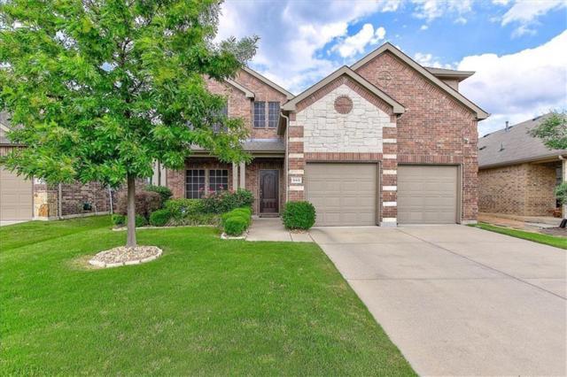 845 Golden Bear Lane, Mckinney, TX 75072 (MLS #14092044) :: The Good Home Team