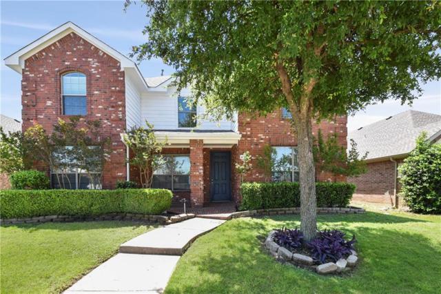 4537 Maidstone Way, Mckinney, TX 75070 (MLS #14092052) :: The Real Estate Station