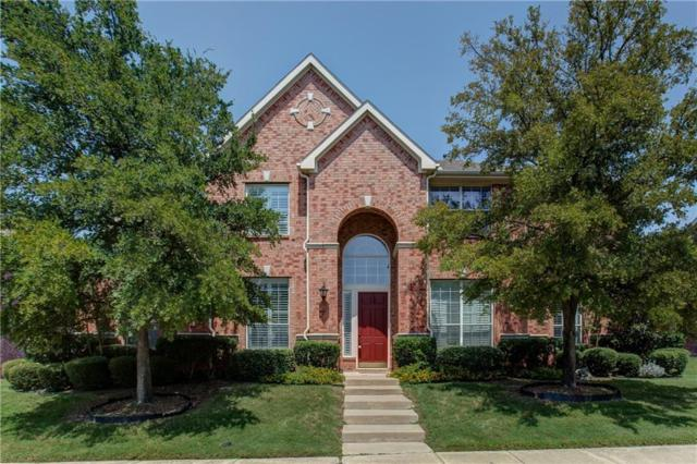 4138 Honor Drive, Frisco, TX 75034 (MLS #14092058) :: The Real Estate Station