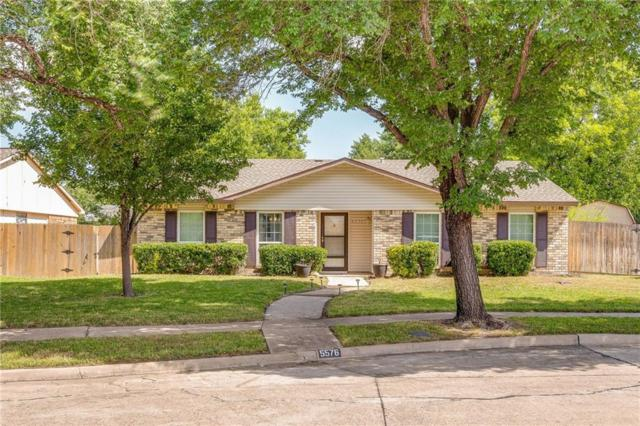 5576 Vaden Street, The Colony, TX 75056 (MLS #14092081) :: The Hornburg Real Estate Group